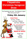 Fitzpatrick's Restaurant - Christmas Hangover Draw